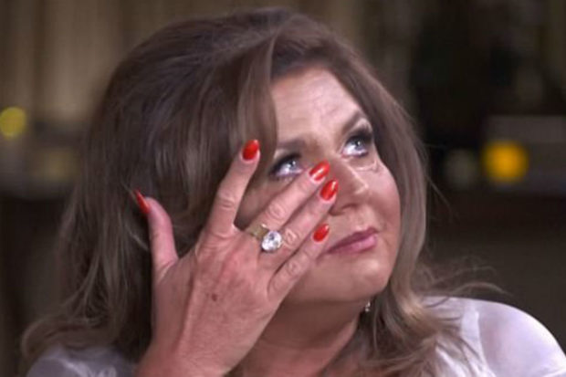 Abby Lee Miller Diagnosed with Cancer After Becoming Paralyzed