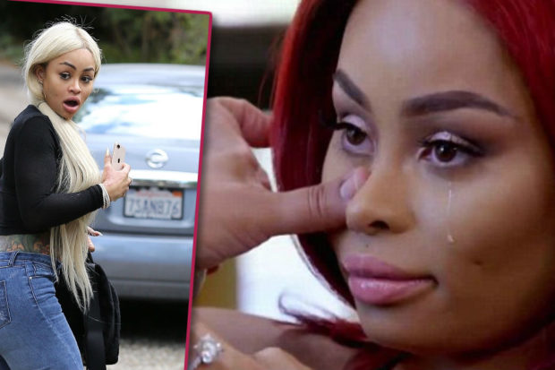 Plastic Surgery Nightmare! Blac Chyna Facing Dangerous Health Risks