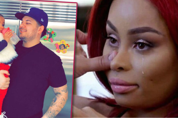 Blac Chyna May Lose Custody of Daughter Dream After Stroller Attack