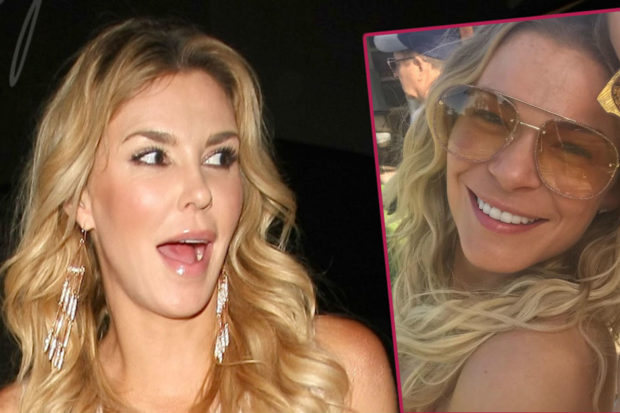 Shocking Photo Proves Brandi Glanville and LeAnn Rimes Have Buried The Hatchet