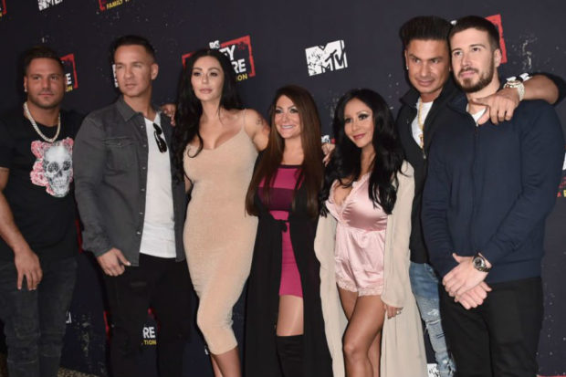 'Jersey Shore' Mom Arrested for Domestic Violence