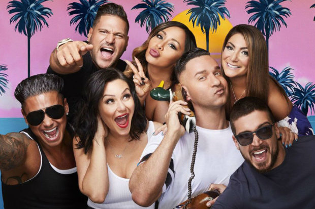 It's Over! 'Jersey Shore' Couple Calls It Quits
