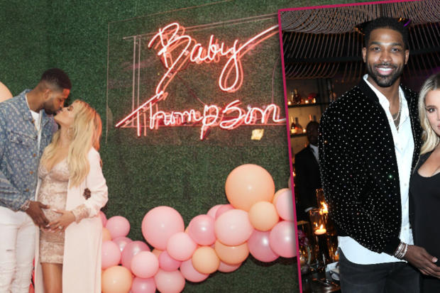 Khloé Kardashian Gives Birth, Welcomes Baby Girl with Tristan Thompson