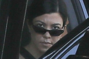 Kourtney Kardashian Takes Over Capitol Hill