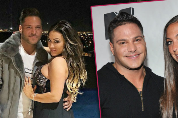 'Jersey Shore' Bombshell! Ronnie Won't Marry His Girlfriend Because of Sammi