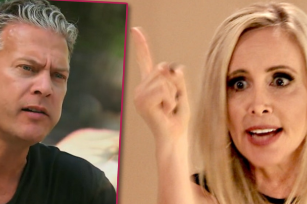 """""""You F**king Disgust Me!"""" Shannon and David Beador's Private Texts Leaked"""