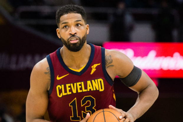 tristan thompson cleveland cavaliers basketball