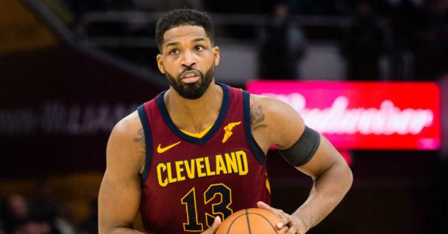 tristan thompson cleveland cavaliers basketball