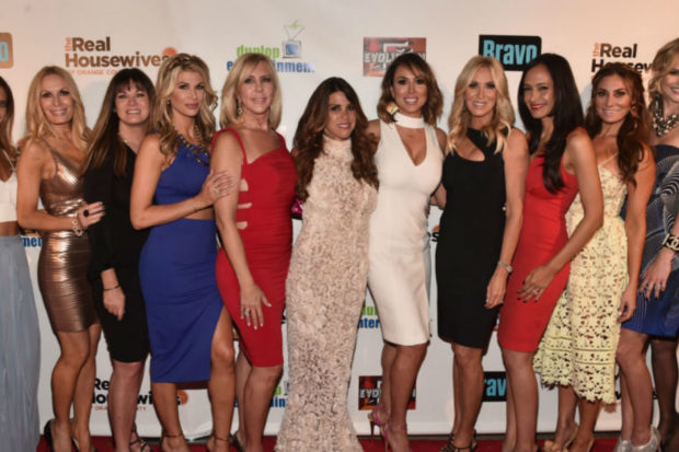 Apparently, This 'RHOC' Star Got Fined for Bad-Mouthing Her Castmate