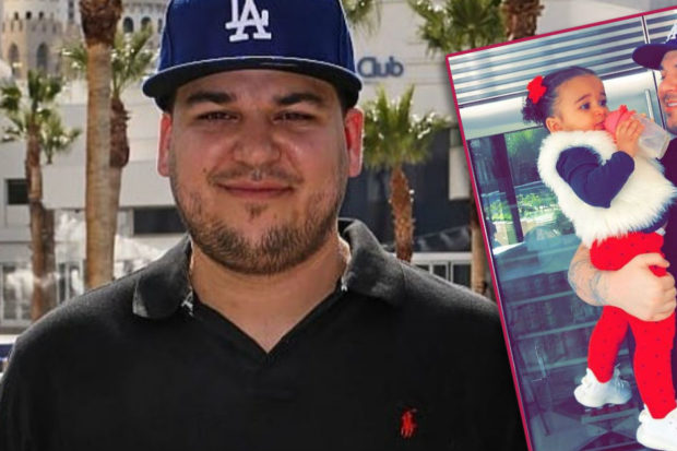 Barely Recognizable! Rob Kardashian Reveals Extreme Weight Loss