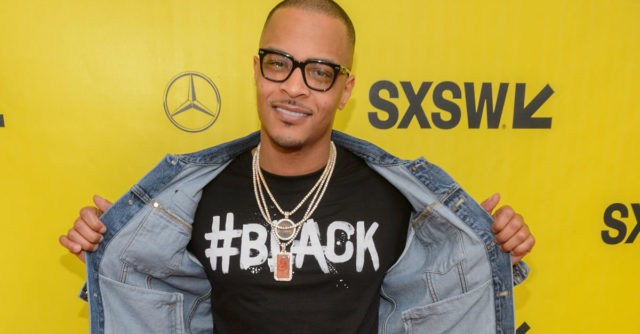TI Arrested for Disorderly Conduct, Public Drunkenness and Simple Assault