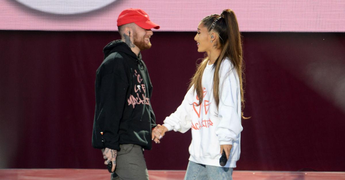 Ariana Grande and Mac Miller Break Up