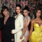 Kris Jenner kendall kylie and Kim Kardashian