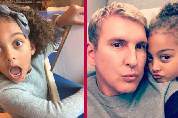Grandpa Knows Best! The Real Reason Why Todd Chrisley Has Custody of His Granddaughter Chloe