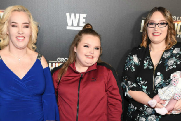 'Here Comes Honey Boo Boo' Star Gets Married