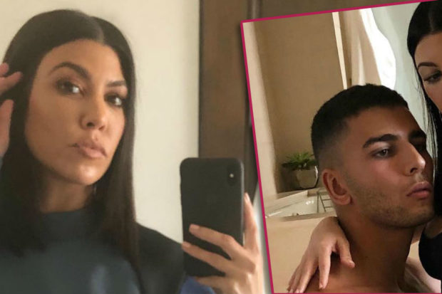 Oh Baby! Fans Are Convinced Kourtney Kardashian Is Pregnant After Sharing THIS Revealing Photo