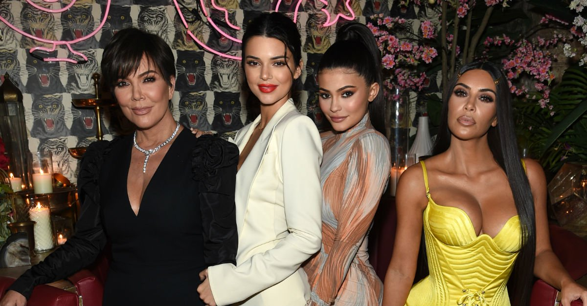 Kim Kardashian's Night Out with Kendall, Kylie and Kris Jenner Leads Today's Star Sightings