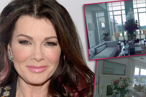 Rich AF! 'RHOBH' Star Gives a Tour of Her Outrageously Lavish Mansion