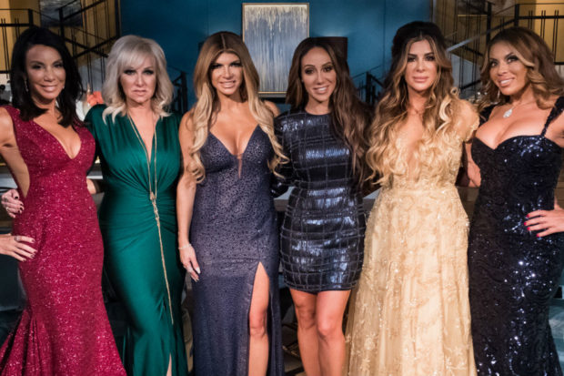 'RHONJ' Star Gets Married!