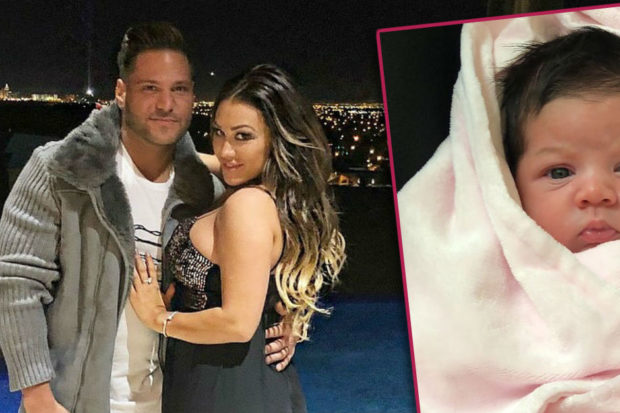 Back Together! Ronnie Ortiz-Magro Reunites with Baby Mama Jen Harley