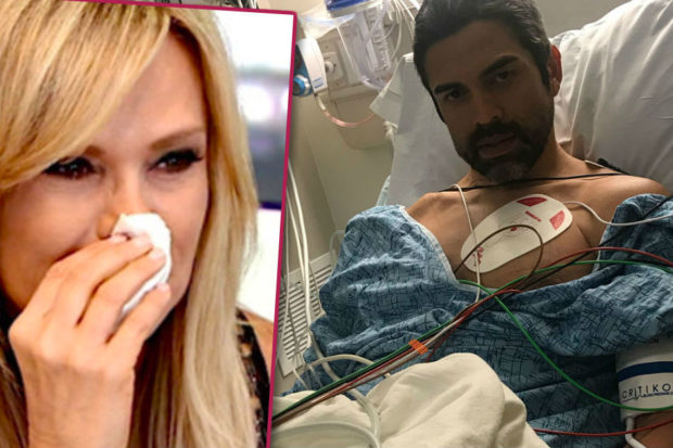 """Let This Be the End"": 'RHOC' Star Opens Up About Husband's Health Problems"