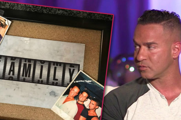 'Jersey Shore' Star's Dad Accused of Stealing Son's Identity
