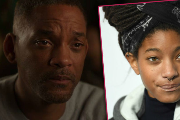 Will Smith's Daughter Makes Shocking Self-Harm Confession