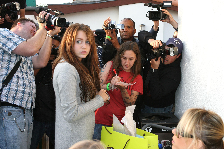 Disney Muzzles Miley