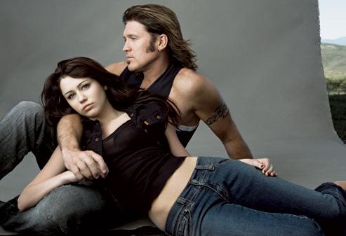 Miley's Daddy Declares 'Vanity Fair' Unfair