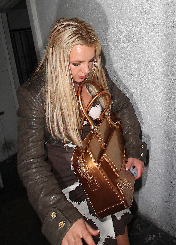 Britney's Phoney Orgasms