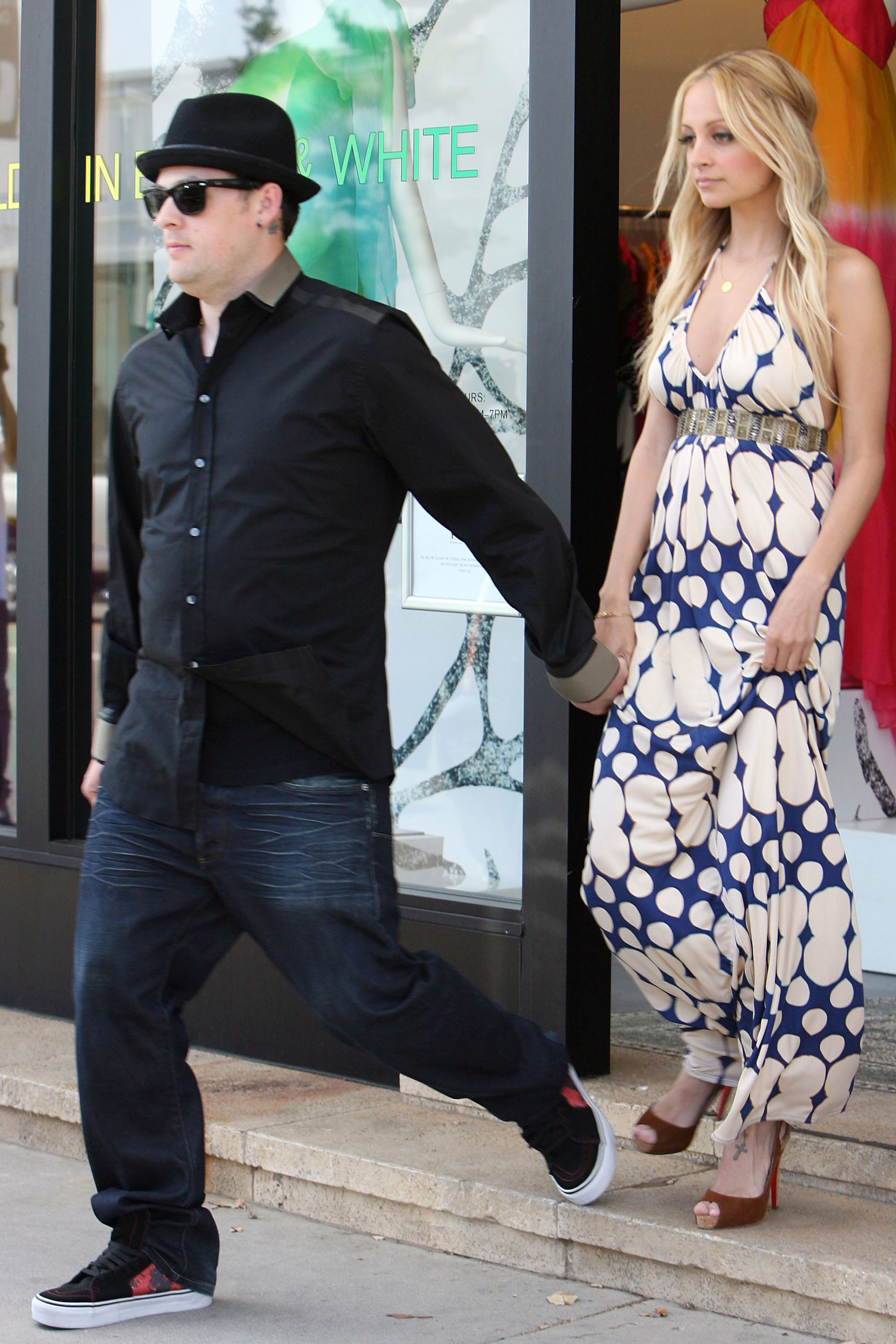 Joel Madden's in No Hurry to Get Hitched
