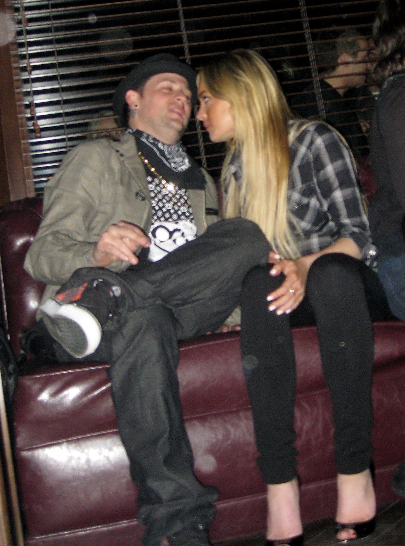 Lindsay Lohan Rolls up on Nicole Richie's Baby Daddy