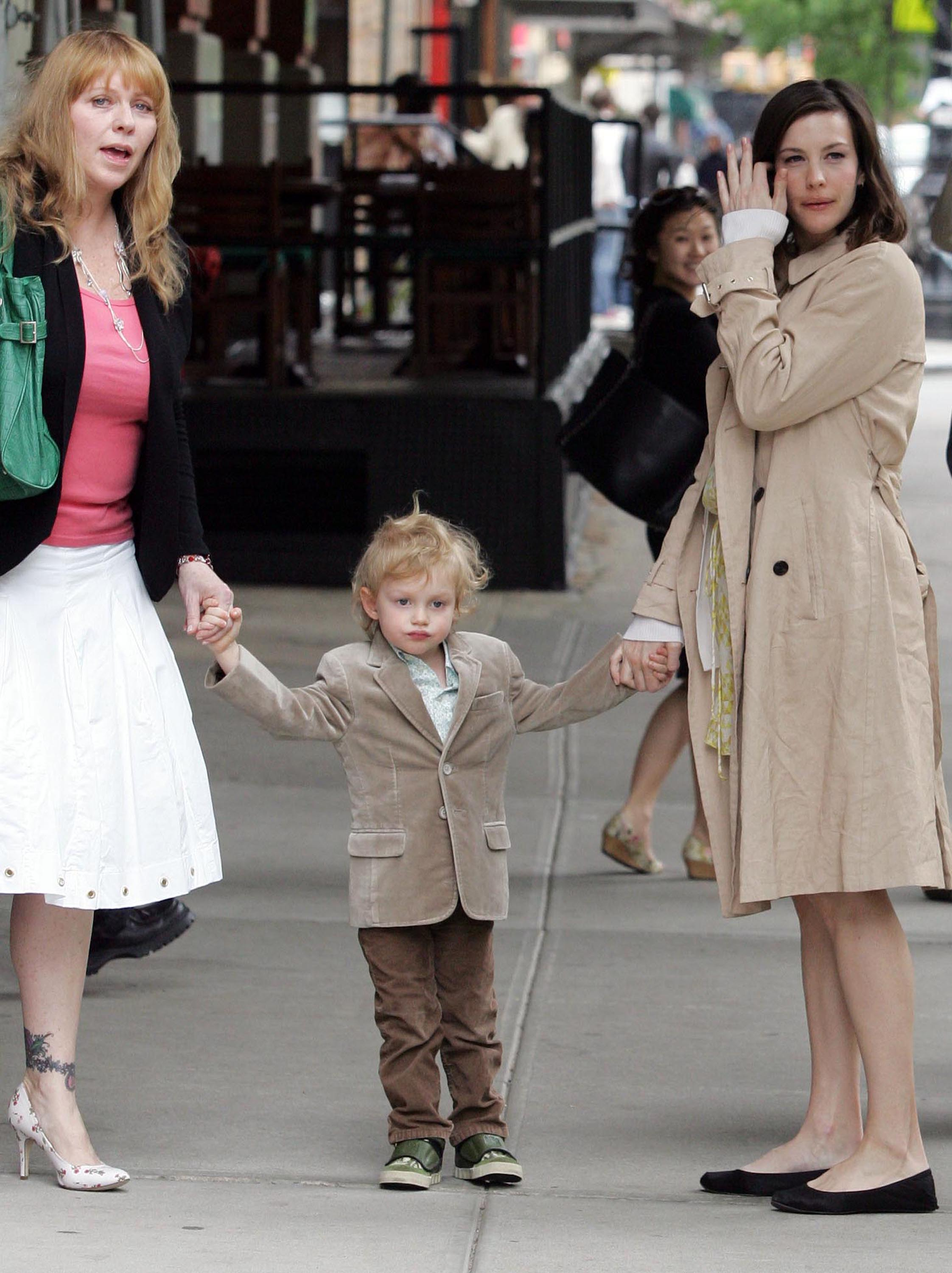 Liv's Mother's Day with Milo
