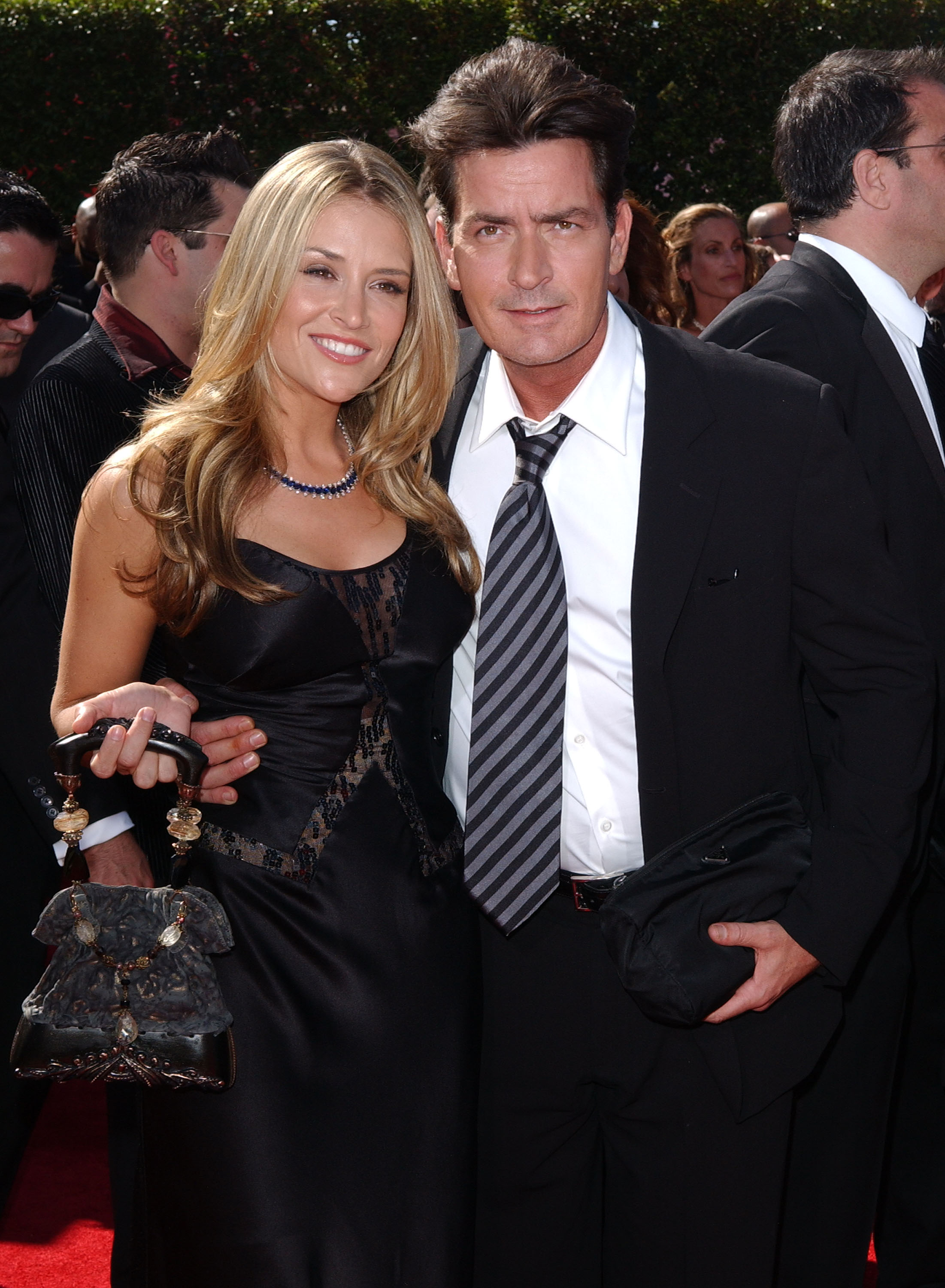 For Charlie Sheen, Marriage Is a Casual Thing