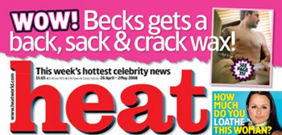 That Becks Is One Smooth Operator