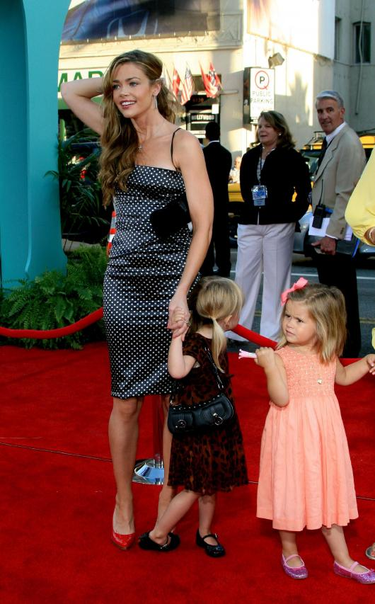 Denise Richards: Charlie Not in Her 'Complicated' Life