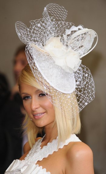 Paris Hilton's Heady Fashion Sense