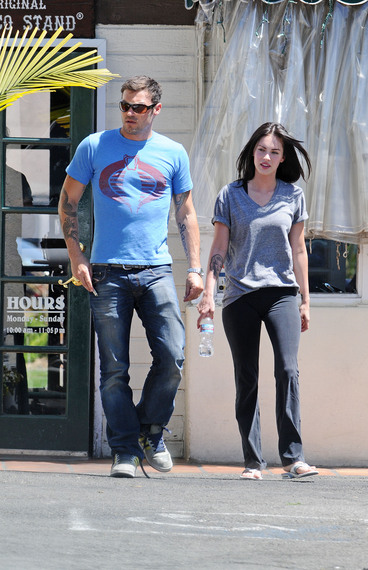 Megan Fox and Brian Austin Green: Still a Duo…for Now