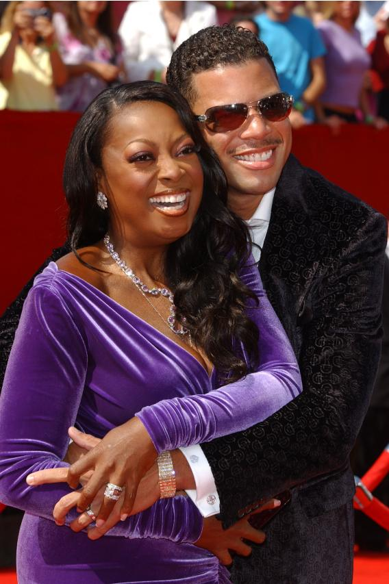Star Jones' Hubby for Hire Quit Last Year