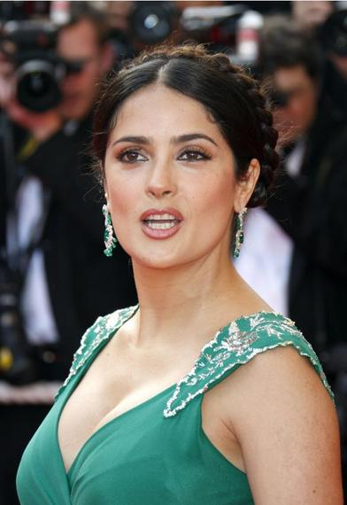 The Eye Has It (In) for Salma