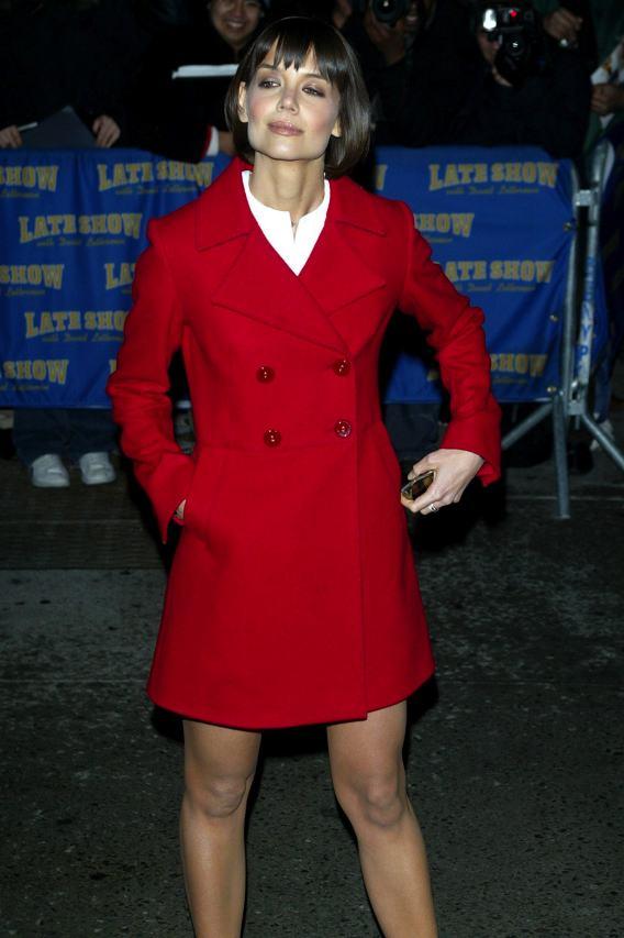 Katie Holmes: Stepford Wife on Broadway