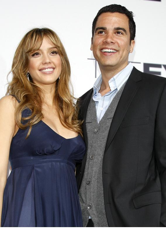 Jessica Alba Married with Child