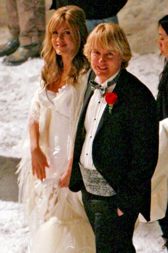 Owen Wilson's Fake Marriage