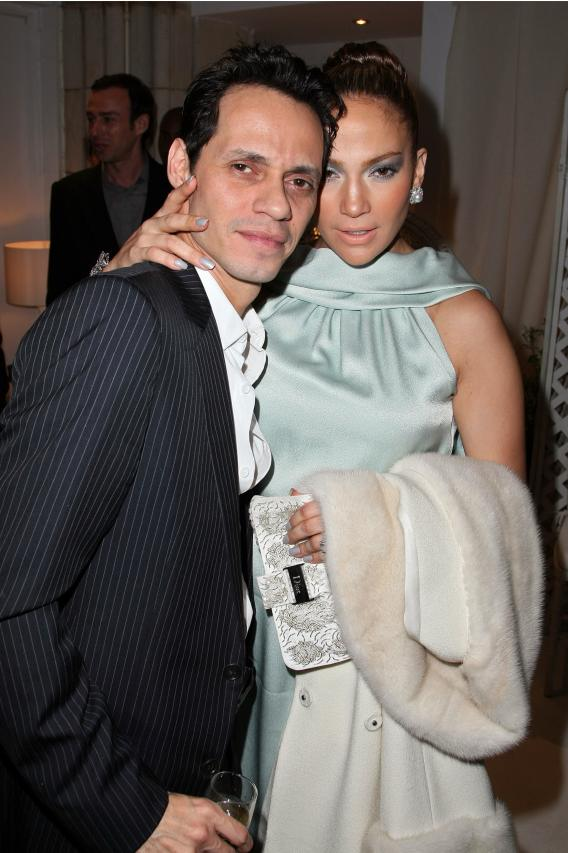 J.Lo And Marc Step Out Together
