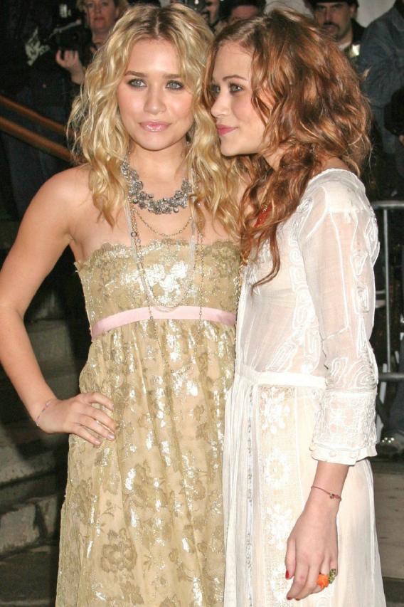 Olsen Twins' Big Life Gets a Wee Bit Smaller