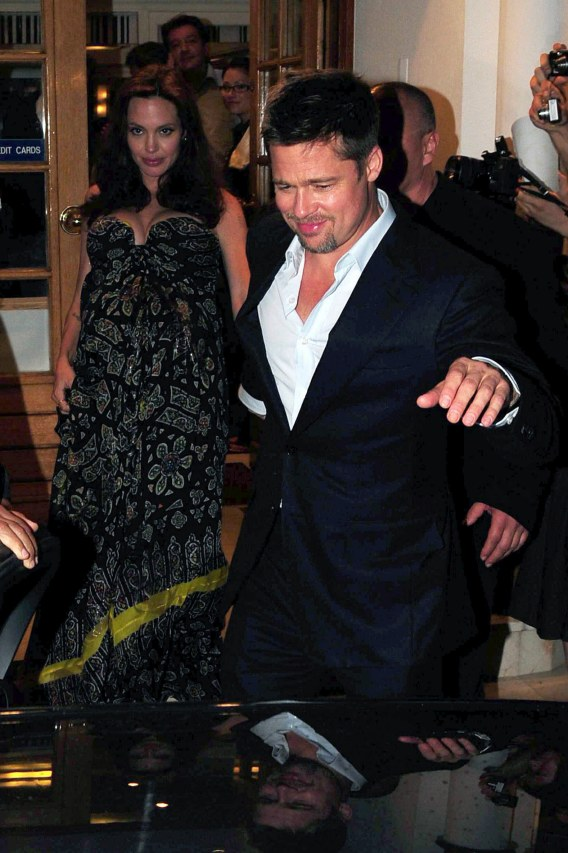 The Brangelina Bunch to Nest in High Style