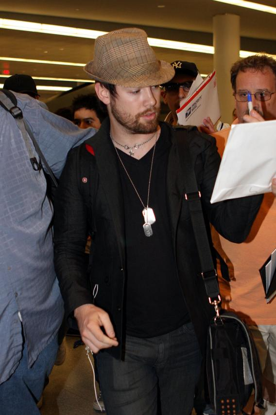 It's Good to Be David Cook