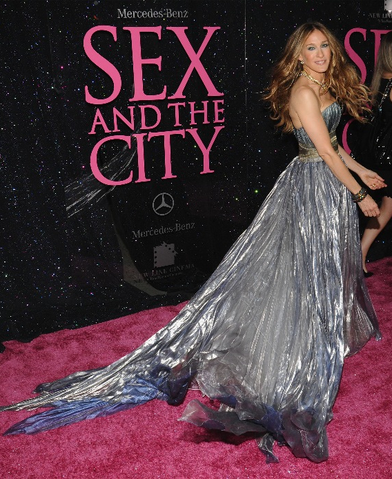 'Sex and the City' Premiere Not So Sexy After All