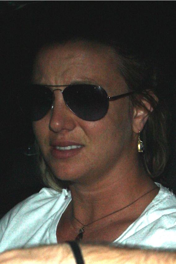 Britney Spears: Another Bang-Up Job