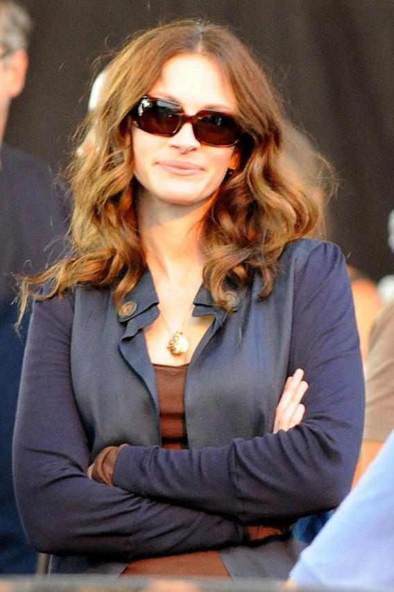 Julia Roberts Wants the Paparazzi's Kids to Starve